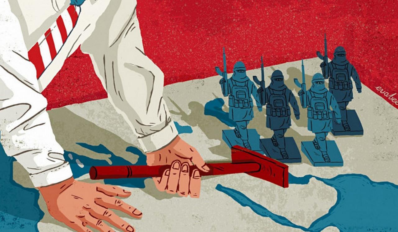 США-Россия-Сирия: вакуум позора