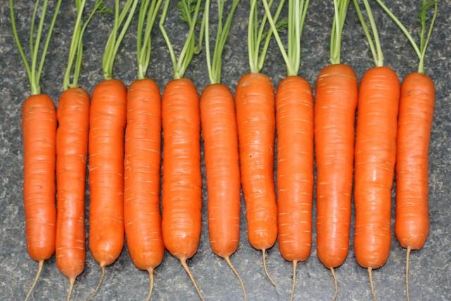 Про морковь.