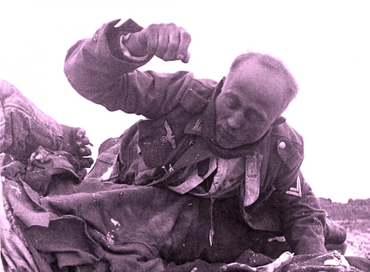 Сталинград. Знамения в аду вов, история, сталинград