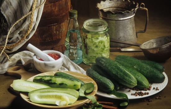 огурцы с горчицей на зиму рецепты с фото