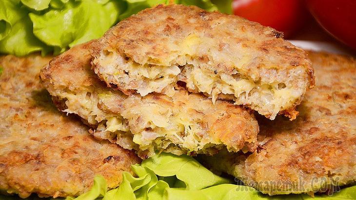 Котлеты из гречки с сыром – отличный способ полюбить гречку!