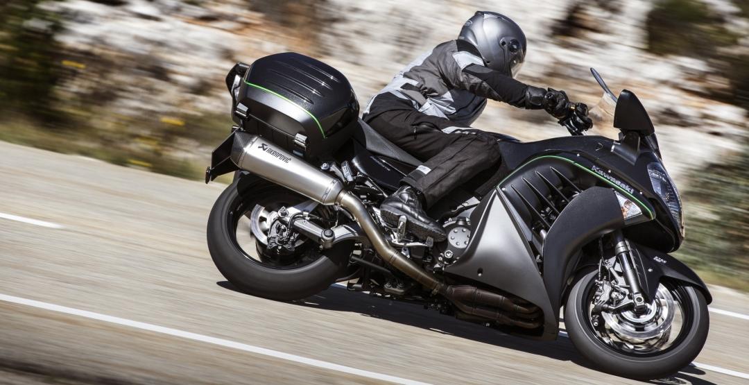 Фото Kawasaki, 1400GTR, Transcontinental Supersport, 2015