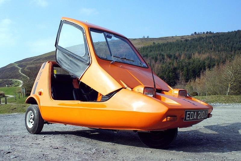 Самые необычные автомобили в истории