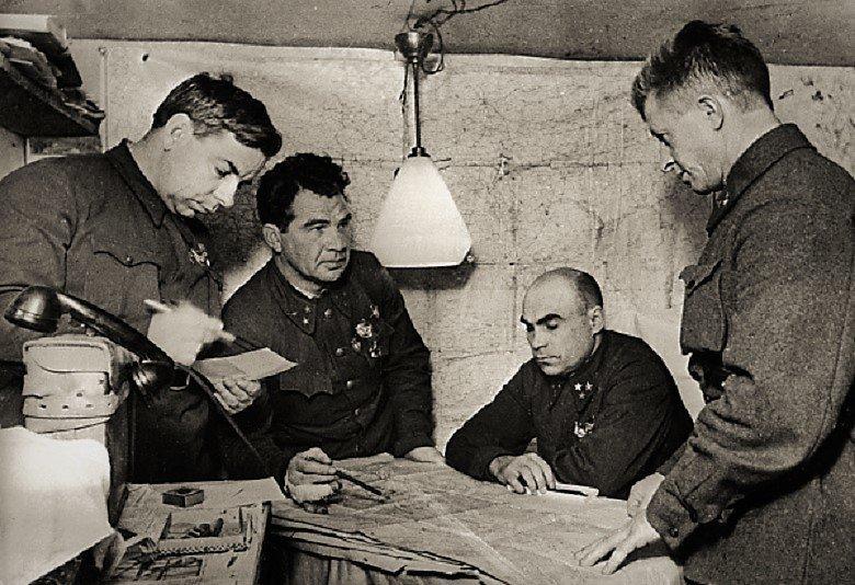 Из Китая — под Сталинград. Василий Иванович Чуйков, вов, день в истории, чтобы помнили