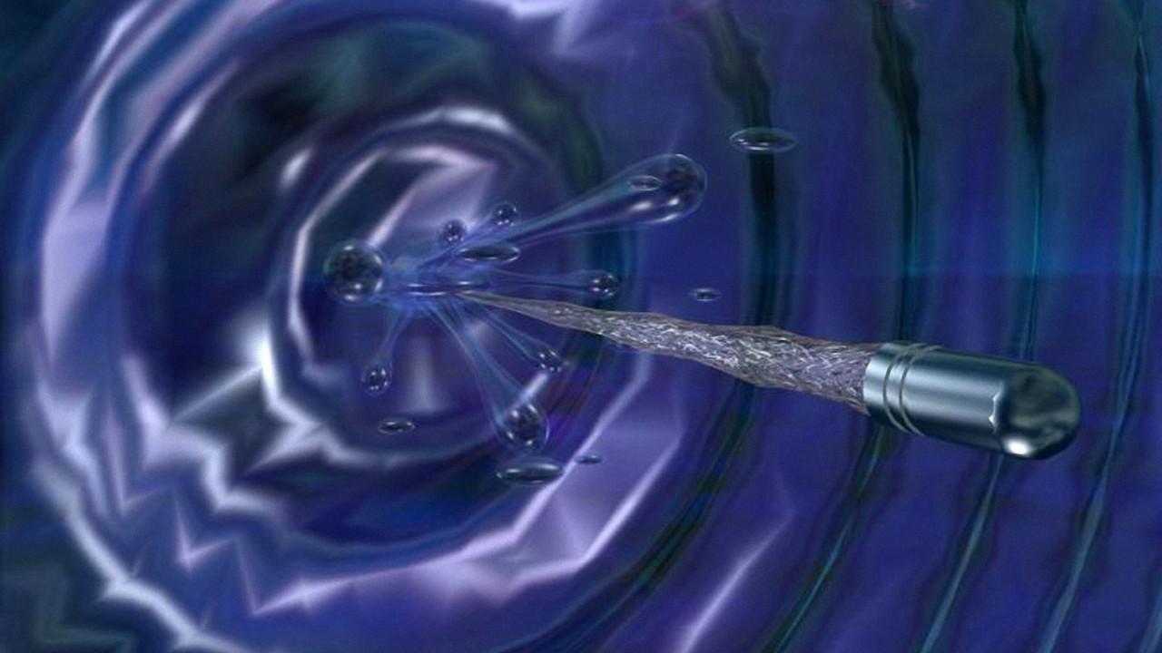От пуль можно спастись под водой. мифы, наука, разрушители легенд, юмор