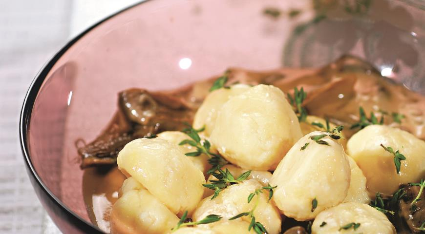 Рецепты по четвергам. Клёцки, ньокки, галушки, вареники (30)