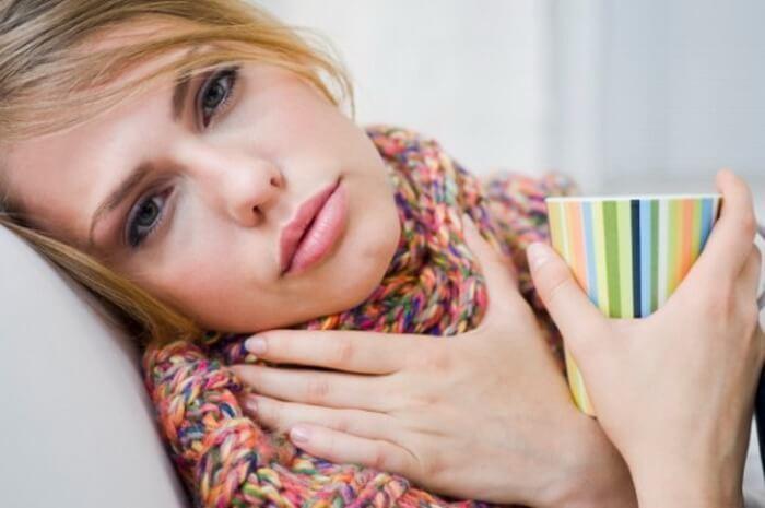 Ангина: избавляемся просто и без лекарств!