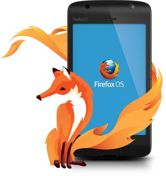 Mozilla официально представила конкурента iOS и Android