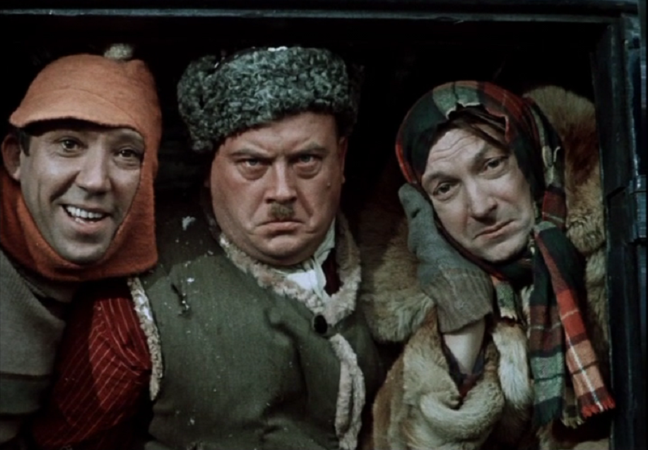 Знаменитая весёлая троица: Вицин, Моргунов и Никулин Моргунов, вицин, история, никулин, факты