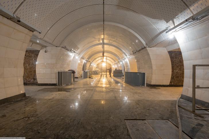 """Станция """"Верхние Лихоборы"""""""
