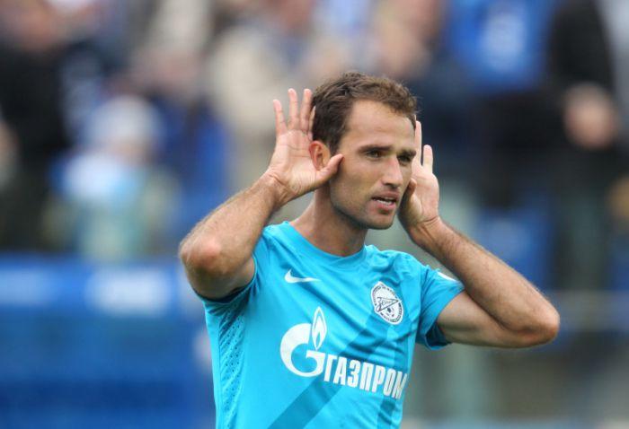 «Краснодар» не будет платить «Зениту» за выход Широкова в очной встрече