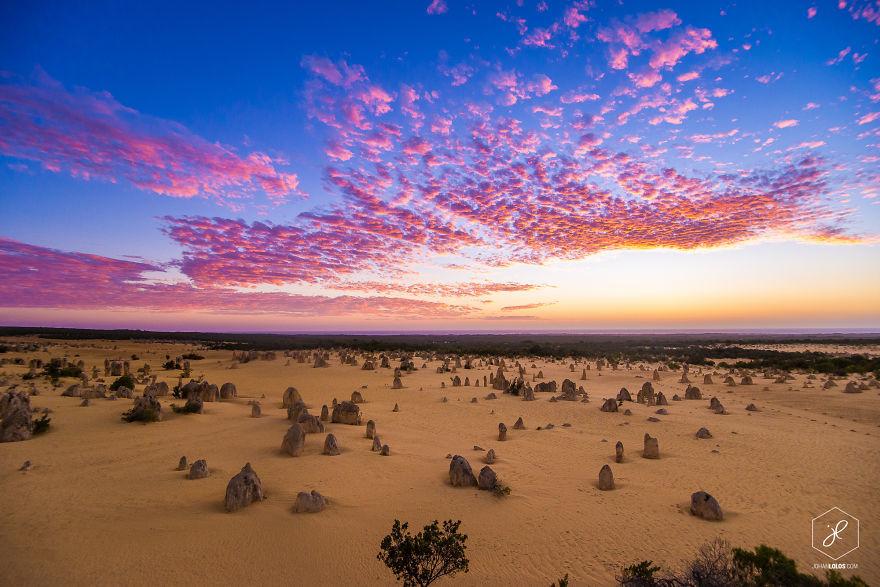 JohanLolos01 Захватывающие фотографии путешественника, проехавшего более 40 000 км по Австралии