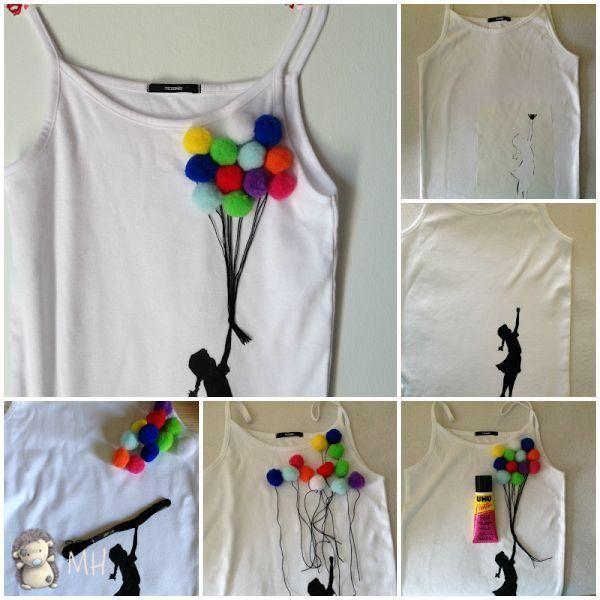 Интересные идеи в декоре одежды