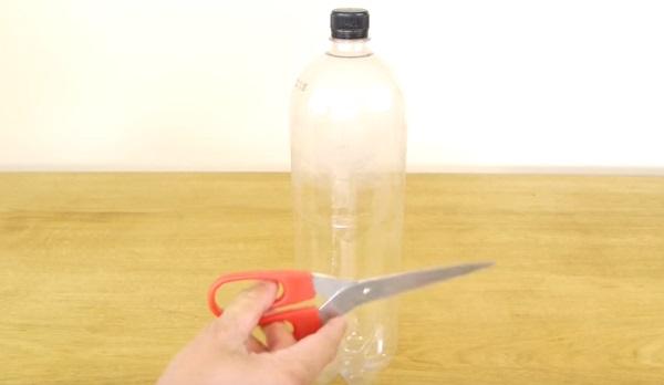Эффективная ловушка для ос из пластиковой бутылки
