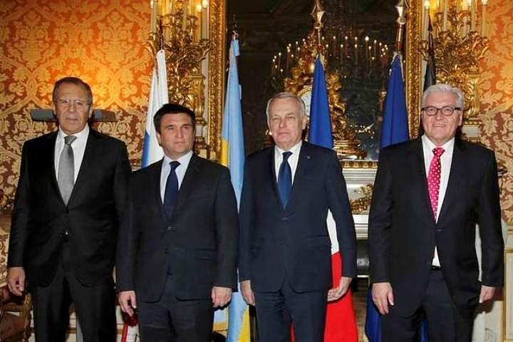 «Нормандская четверка» призвала все стороны конфликта на Украине выполнять минские договоренности