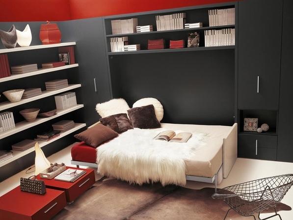 FORMUL.RU :: Мебель для Спальни - Кровать CLEI Circe Sofa, На заказ, производство Италия