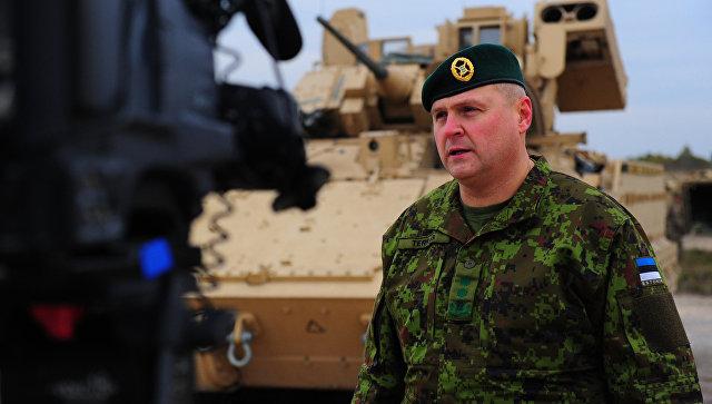"""В Эстонии обвинили Россию в подготовке """"полномасштабной войны"""" против НАТО"""