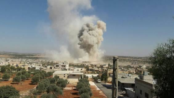 В Алеппо и Латакии зафиксированы нарушения режима прекращения огня