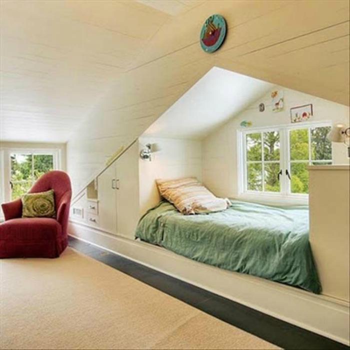 Топ 19 спален для экономящих пространств10
