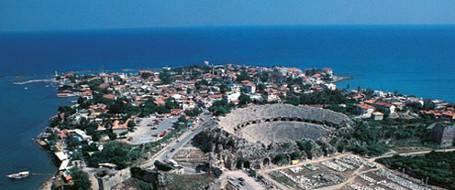 Сиде - жемчужина курортов Анталии и музей под открытым небом