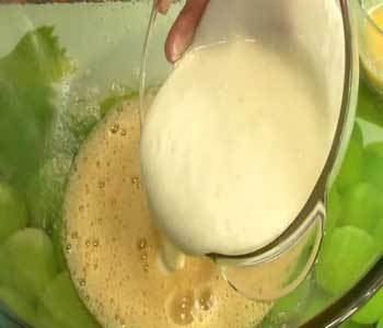 Рецепт пошаговый с яблоком на кефире в мультиварке