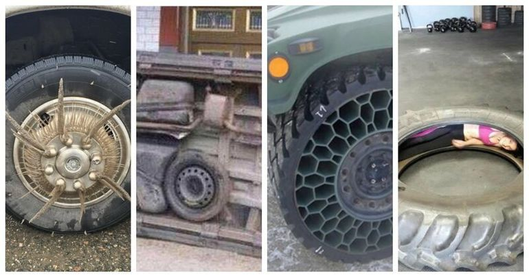 На колёсах: пост для тех, кто полагает, что видел всё