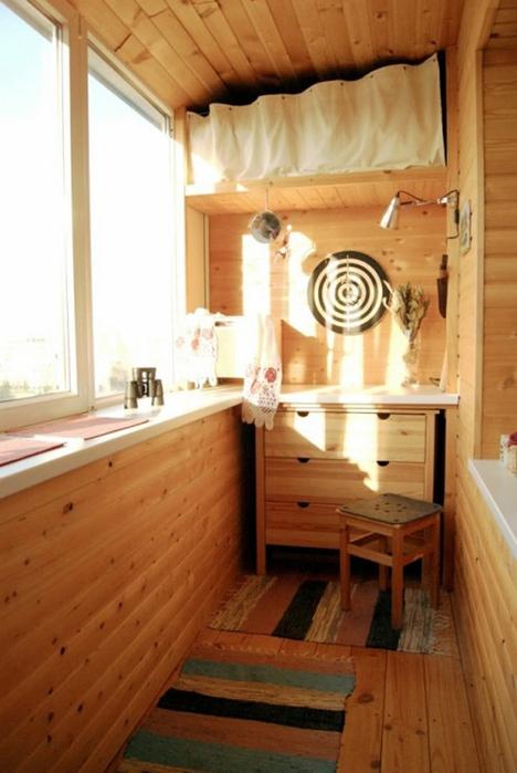 Fregs.Ru: Как сделать уютным маленький балкон (64 фото)