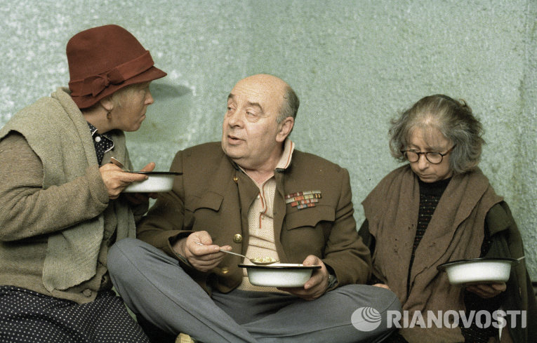 Культовые фильмы Эльдара Рязанова