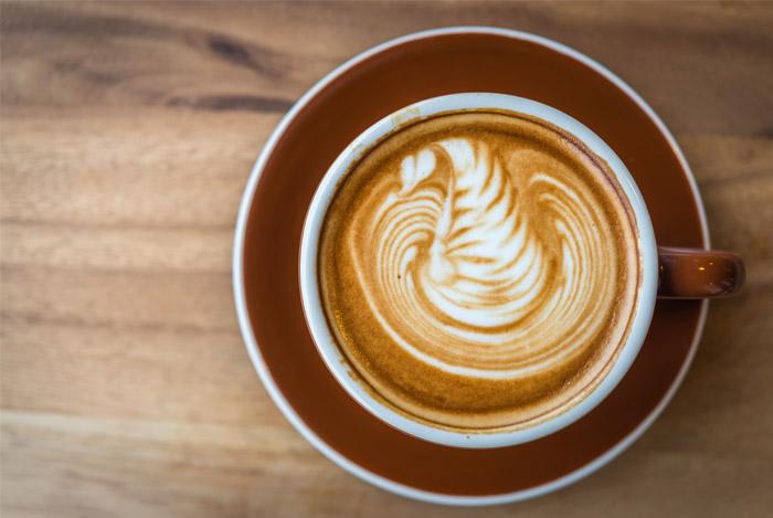 кофе с кокосовым маслом