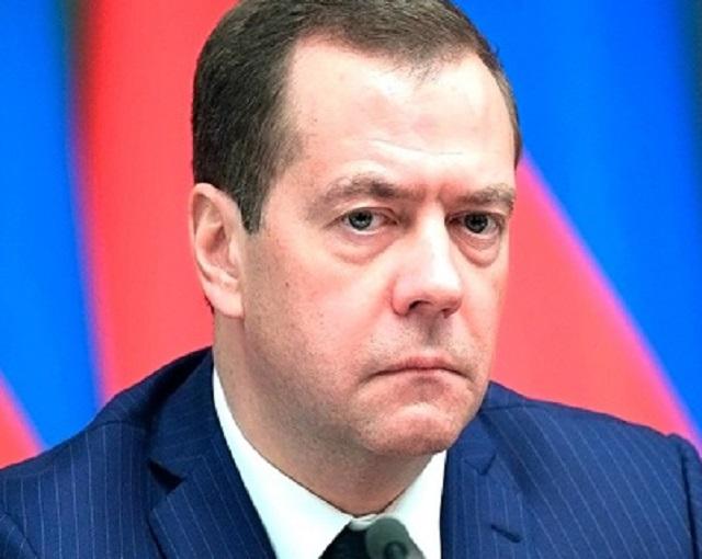 Медведев сделал заявление об…