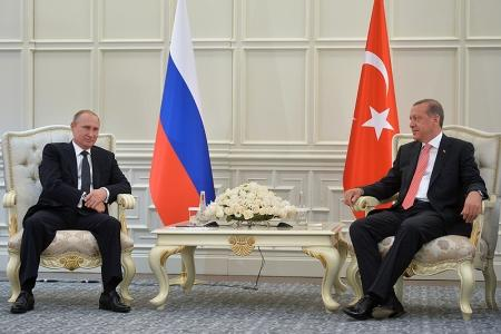 Турецкий «троллинг» Путина