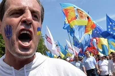Украинец должен ужаснуться самому себе