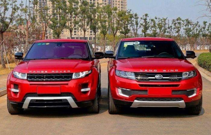 Китайские подделки популярных брендов