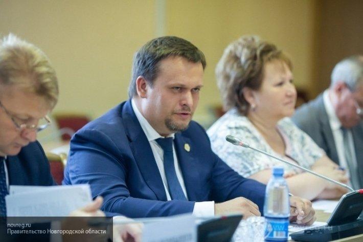 Депутатам городской думы предстоит избрать мэра Великого Новгорода