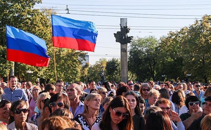 В Госдуме пригрозили Киеву признанием ЛДНР