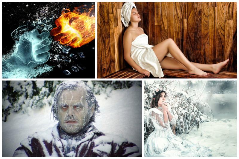 Что убьет вас быстрее - жара или холод?