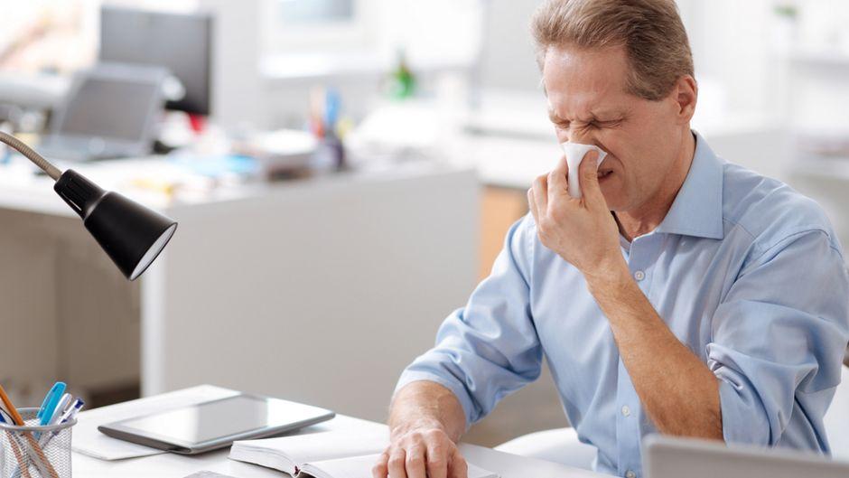 Как все-таки не заболеть на работе