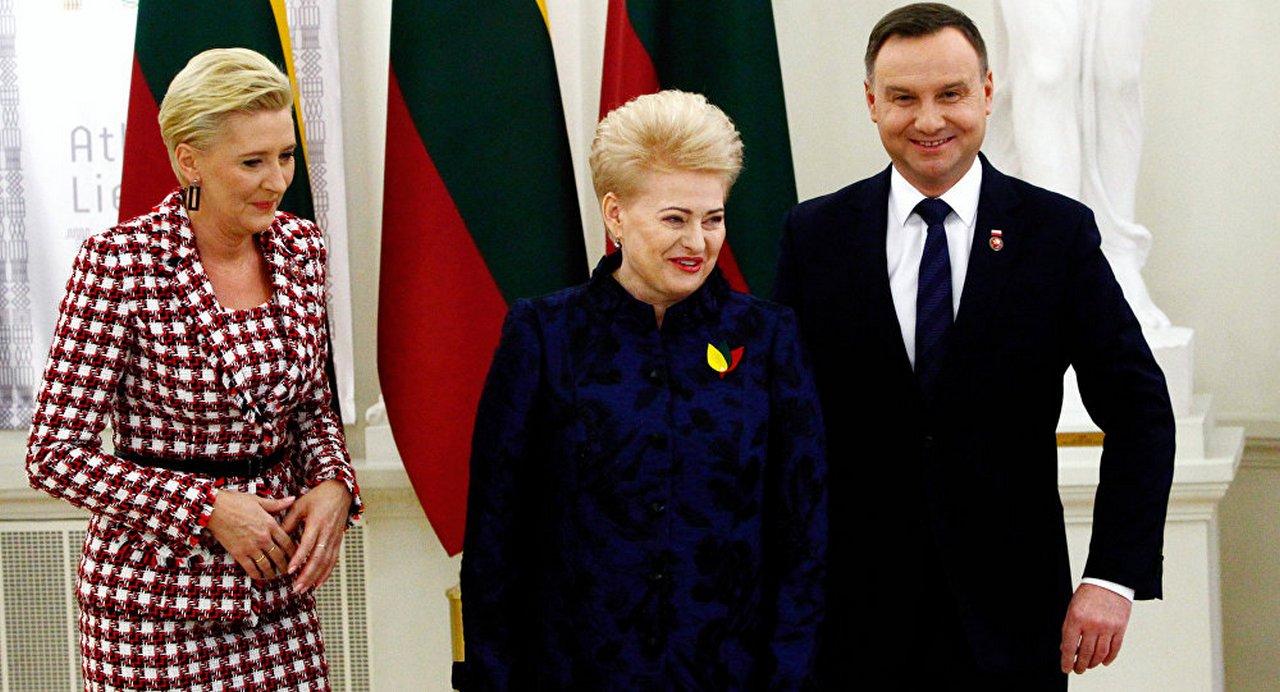 Русофобский фронт в ЕС: как Литву и Польшу сблизила дружба против Москвы