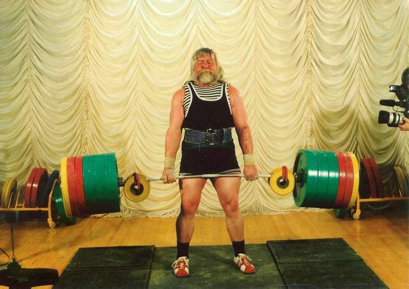 05. Валентин Дикуль (на фото 51 год). бодибилдинг, жизнь, спорт, старость