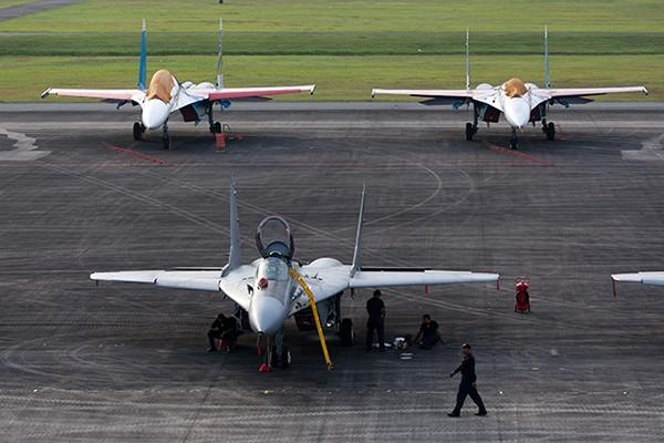 Россия выставила более 200 единиц оружия на LIMA-2015