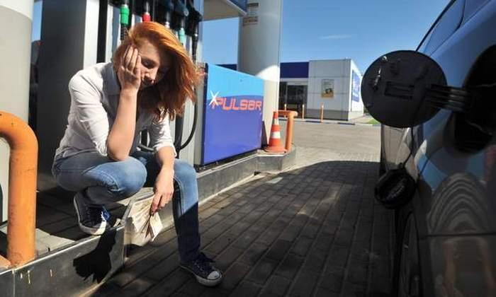 В Счетной палате рассказали, когда можно ждать резкого скачка цен на бензин