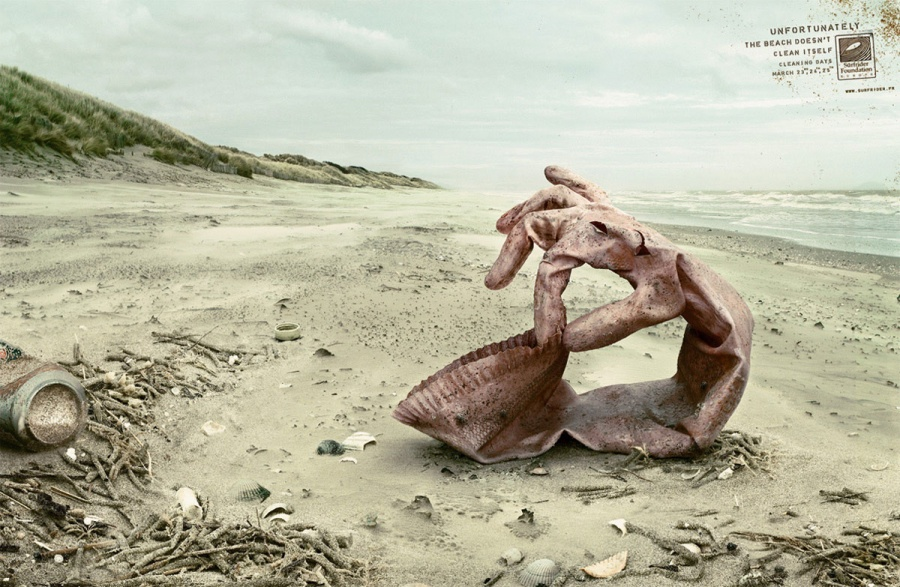 30 пронзительных рекламных кампаний в защиту окружающей среды