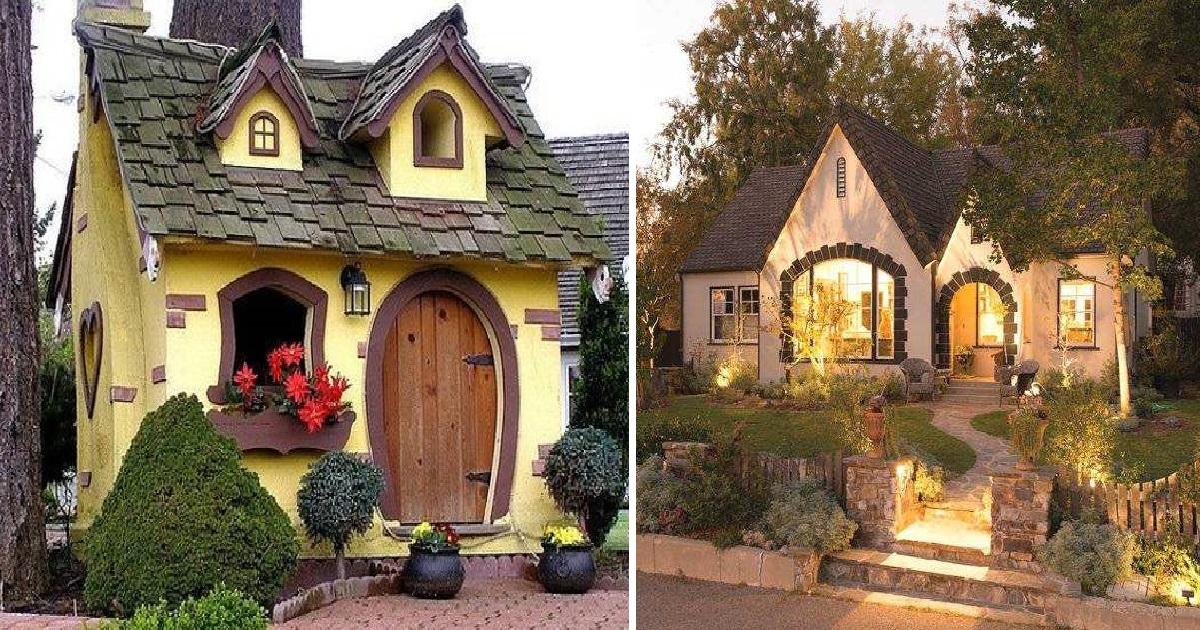 Дома, которые своим примером доказывают, что у одноэтажных зданий есть свои преимущества