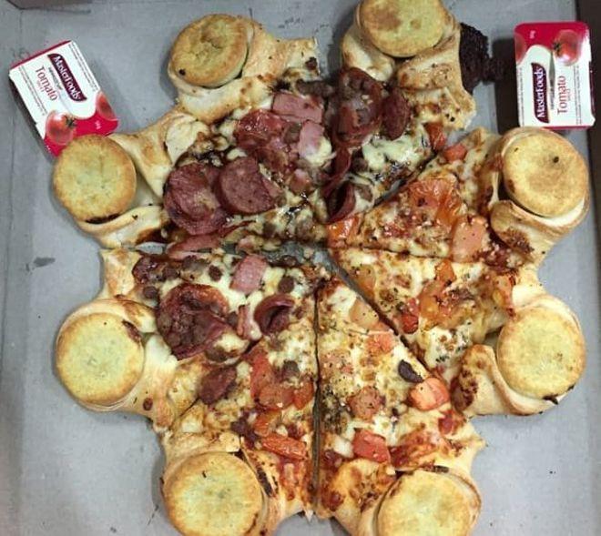 оригинальная пицца