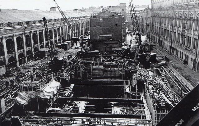 История петербургского метро