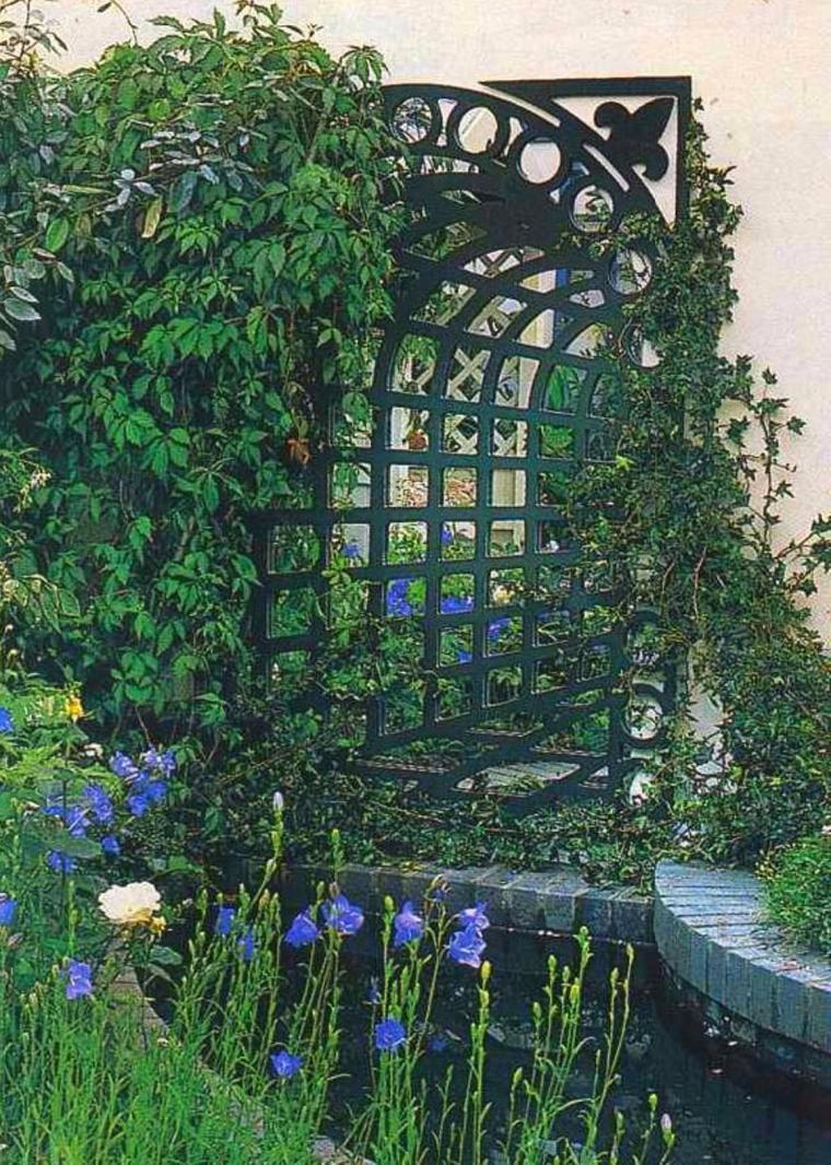 Живописные идеи оформления дорожек в саду
