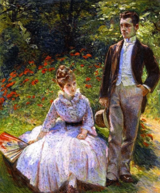9 художниц-новаторов XIX век…