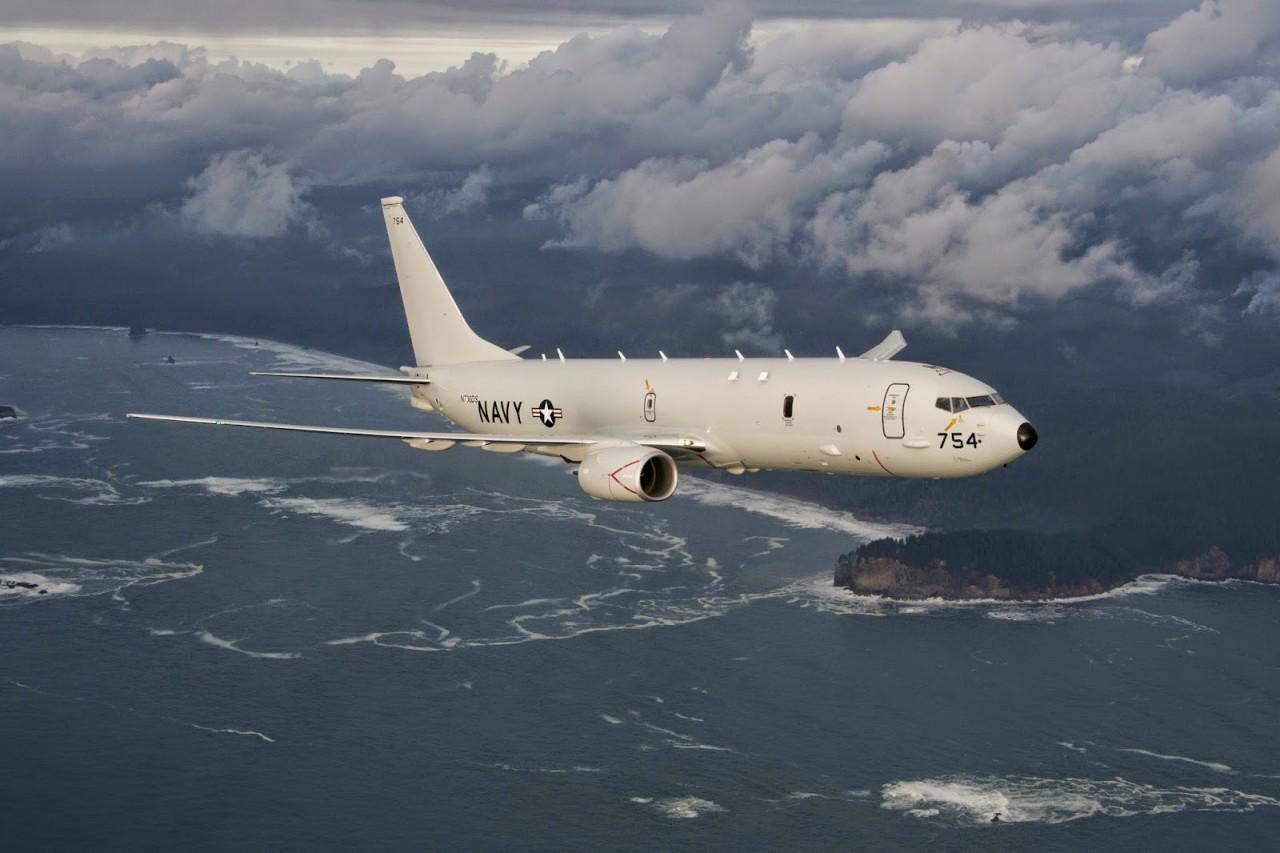 Южная Корея приобретет американские базовые патрульные самолеты Р-8А Poseidon