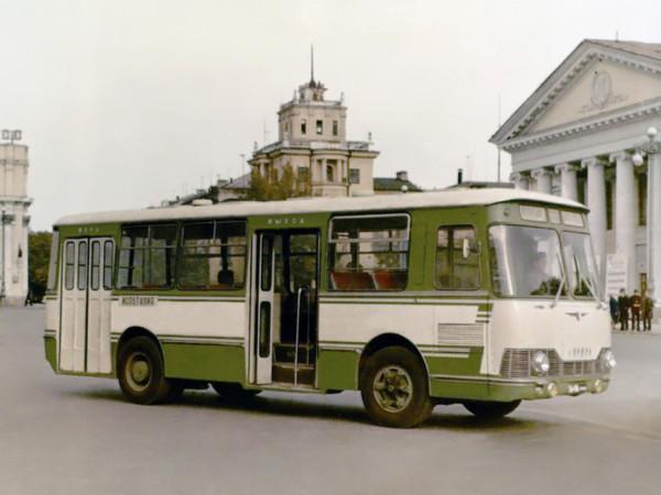 """КАвЗ-3100 """"Сибирь"""" не ЛиАЗ"""