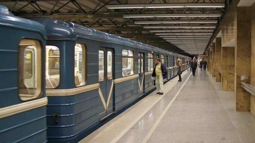 Петербуржец попал под поезд …